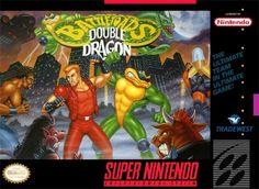Battletoads / Double Dragon the Ultimate Team SNES Super Nintendo