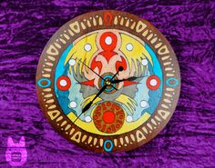Make your own Majora's Mask Clock Town Clock with instructions from Otaku Crafts!