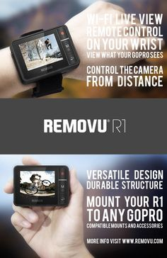 #REMOVU #R1 @REMOVUGlobal