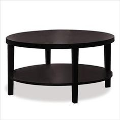 Nebraska Furniture Mart – Office Star Merge Round Coffee Table