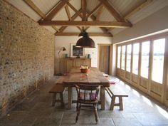 barn conversions into homes | modern barn conversion | real homes