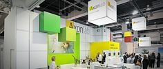 Steinmetz Expo | Mischbau | AXON LAB AG Lab, Labs, Labradors