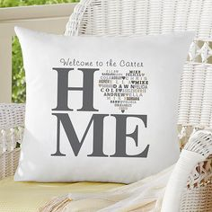 Not only is our pillow stylish and comfortable, it helps keep the whole family close to heart.