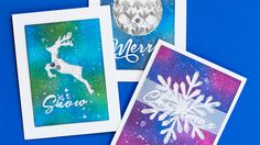 Inked Shaker Cards with Jennifer McGuire – kwernerdesign blog