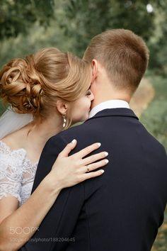 wedding by AntoninaDokuchaeva
