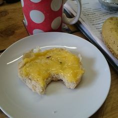 Mmmmmm - Making lovely luscious Lemon Curd - very easy to make when I show you how.