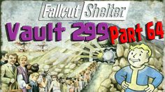 fallout shelter vault 299 part 79 halloween missions