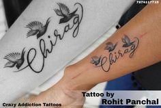 Name Tattoos, Addiction, Tattoo