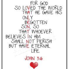 John 3:16<3