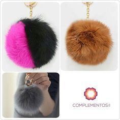 Atentas Disponibles estos llaveros Pompones chulisimos que están de última!   Las celebridades de todo el mundo lo utilizan en sus bolsos y como llaveros para darle ese toque chic   Contactanos : 809 853 3250 / 809 405 5555 Pagos a través de Paypal   Delivery  Envoltura disponible   #newarrivals #available #pompom #keychain #pink #black #brown #gray #gold #fancy #accesories #chic #trendy #glam #gorgeous #byou #becomplete #pretty #complementosjewelry #complementosrd