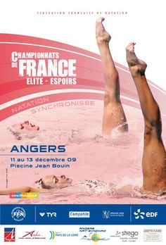 Angers Nat Synchro championnat