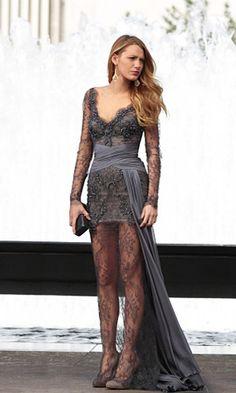 Love this dress!!! Serena Vanderwoodsen