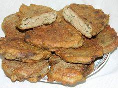 Romanian Food, Cordon Bleu, Foie Gras, Food Art, Banana Bread, Chicken Recipes, Deserts, Pork, Food And Drink