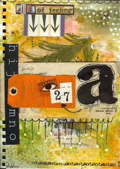 #papercrafting #mixedmedia #collage