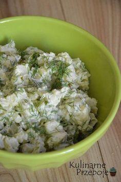 Norweska sałatka ziemniaczana – to jedna z najprostszych sałatek do dań z grilla. Wersja poniżej jest wersją minimalistyczną i można ją dowolnie modyfikować. Więcej propozycji na sałatki do grilla znajdziecie pod kategorią: Sałatki do grilla. Norweska sałatka ziemniaczana – Składniki: 1 kg młodych ziemniaków ugotowanych w mundurkach 1 pęczek koperku 2-3 ząbki czosnku (do smaku, wedle uznania) 2 czubate […]
