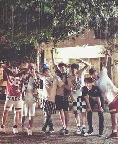 BTS/Bangtan Boys