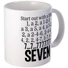 Seven Monica Mug for