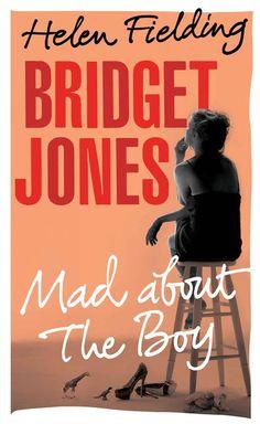 Bridget's back: First look at cover of Helen Fielding's Bridget Jones Mad About the Boy