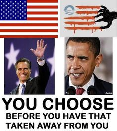 America will lose if Obama wins - don't let that happen!