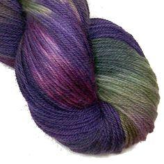 Ukraine Sock yarn - reinforced with nylon.