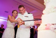 Our Favorite Military Weddings