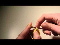 tutorial begin van een amigurumi haken (crochet) - YouTube