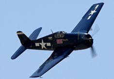 """Grumman F6F """"Hellcat""""; WWII ( Shot Down Lots Of Zero's )"""