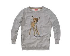 by Superhood via Onlineshop Conleys (90 Euro) #bambi #sweater