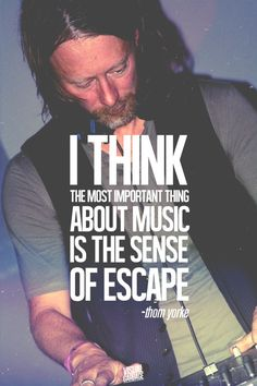 Thom Yorke Quotes. QuotesGram by @quotesgram