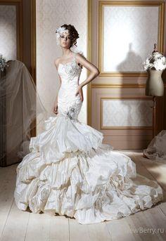 Свадебные платья Maria Karin Haute Couture 2013