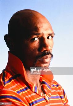 Marvelous Marvin Hagler is an American former professional boxer who competed from 1973 to 1987 He reigned as the undisputed middleweight champion. Marvelous Marvin Hagler, Reign, Boxer, Champion, American, Boxer Pants, Royalty, Boxer Dogs, Boxers