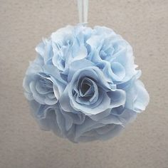 Silk flower kissing balls wedding centerpiece 6 inch wedding silk flower kissing balls wedding centerpiece 6 inch mightylinksfo Choice Image