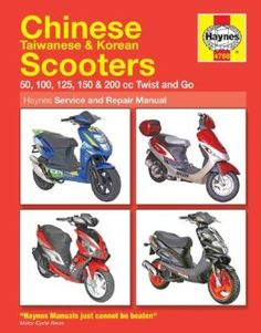 16 best scooters images on pinterest chinese scooters mopeds and 50cc chinese scooters 50cc 200cc repair manual fandeluxe Images