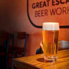 417 and Great Escape Beer Works partner to release specialty craft beer for brain tumor awareness month. Fun Drinks, Beverages, Best Dishes, Craft Beer, Missouri, Brewing, It Works, Restaurants, Good Things