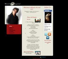Find more web design at http://www.klearlykrystal.com