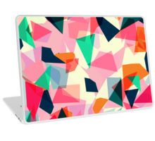 Loud Geometric Abstract Laptop Skin
