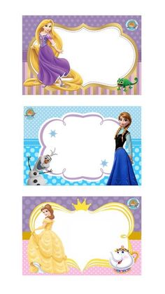 1 million+ Stunning Free Images to Use Anywhere Disney Frames, Disney Princess Birthday Party, Autograph Book Disney, School Labels, Disney Princess Pictures, Free To Use Images, Disney Scrapbook, Printable Labels, Cute Wallpapers