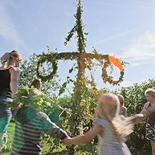 Swedish culture & traditions include magical mythical Midsummer and Lucia. But Swedish culture is much more – food, music, fashion, film, gaming and sports. First Day Of Summer, Summer Dream, Summer Time, Midsummer's Eve, Swedish Traditions, People Dancing, Pagan Witch, Beltane, Summer Solstice
