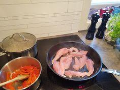 Edels Mat & Vin: Paprikabakt kylling med grønnsaker og fullkornsris (Grete Roede)