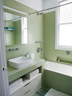 Wohnideen Badezimmer blau Mosaik Fliesen | Bathrooms | Pinterest ...