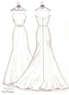 Dreamlines Sketches, they are as dreamy as they sound! Here is how to become Husband of the year.  http://www.zankyou.co.uk/p/dreamlines-sketches-they-are-a-dreamy-as-they-sound-here-is-how-to-become-husband-of-the-year
