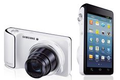 Samsung unveils voice-controlled Galaxy camera