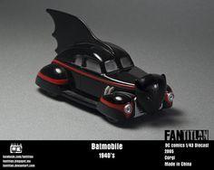 40's Batmobile Corgi (2005)