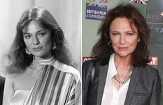 Actors of the '70s: Then and now