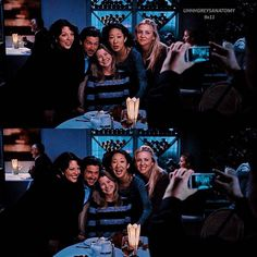 """2,271 Likes, 28 Comments - #1 (j)april stan (@uhhhgreysanatomy) on Instagram: """"≫9x11≫ One big happy family Q: fav in this? A: Cristina """""""