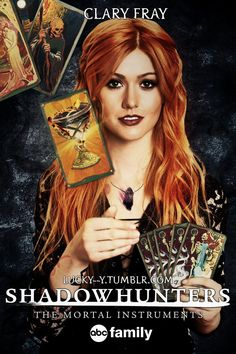 Clary Fray                                                                                                                                                                                 More