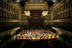 The Nashville Symphony (A Private Allie Concert Sometime Would be Nice Too ;))