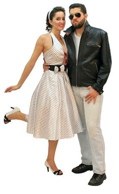 COMO ERAM AS ROUPAS DOS ANOS 60 | coisas pra ver 70s Outfits, Themed Outfits, Vintage Outfits, Sixties Fashion, 1950s Fashion, Vintage Fashion, Unique Vintage, Vintage Looks, Greaser Style