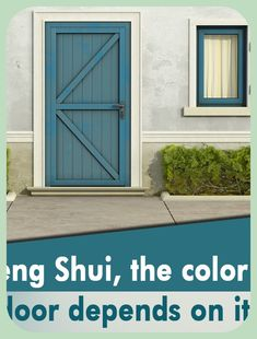 Feng Shui In Your Home For The Placement Of Furniture Room Feng Shui, Decorating Your Home, Garage Doors, Room Decor, Living Room, Outdoor Decor, Furniture, Color, Colour