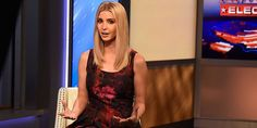 Ivanka Trump leaves interview early